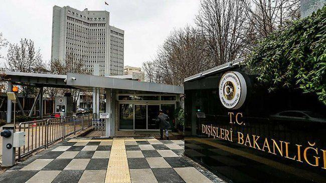 Türkiye Dışişleri Bakanlığından ABD'ye 'Ülkü Ocakları' Tepkisi