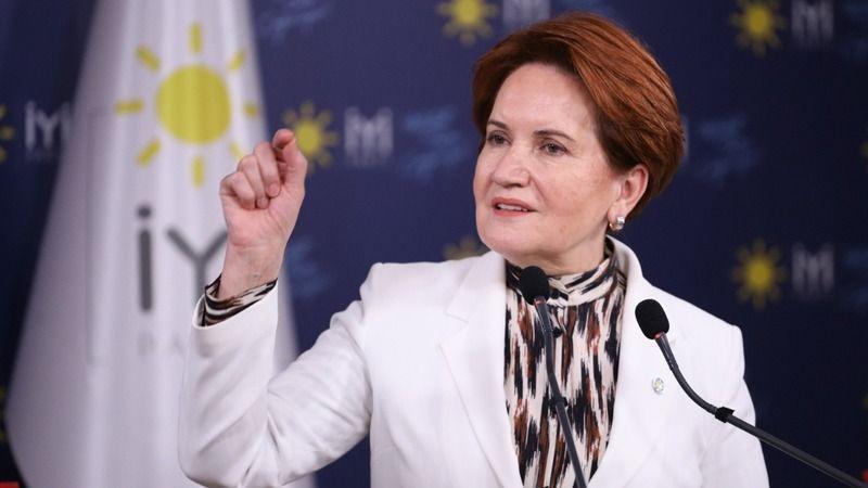 """""""Başbakanlığa Adayım"""" Açıklaması Tartışma Yaratan Akşener: Demokrasinin Önünü Açtık"""