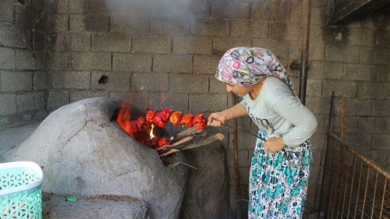 Silvan'da Kadınların Kış Hazırlığı