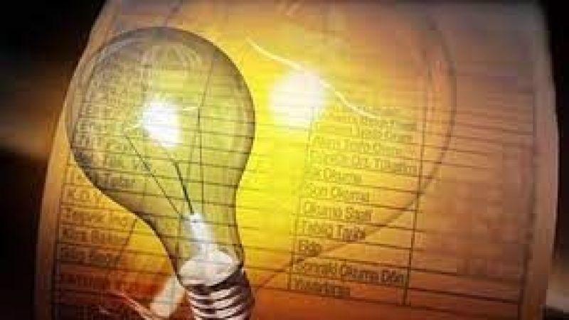 Elektrik Fiyatlarına Yarından İtibaren Yüzde 15 Zam Geliyor