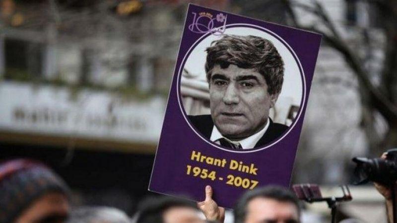 Hrant Dink'in Ailesine 1 Milyon Tazminat
