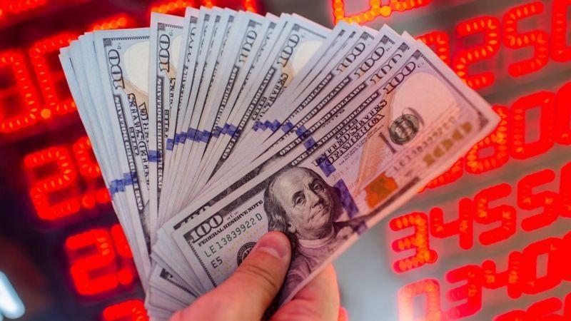 Merkez Bankası'nda Görevden Alınmalarının Ardından Dolar Yükselişe Geçti