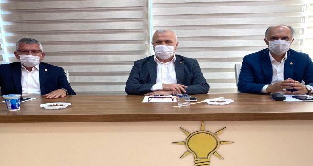 AK Parti Giresun Teşkilatı gönül seferberliği başlatıyor