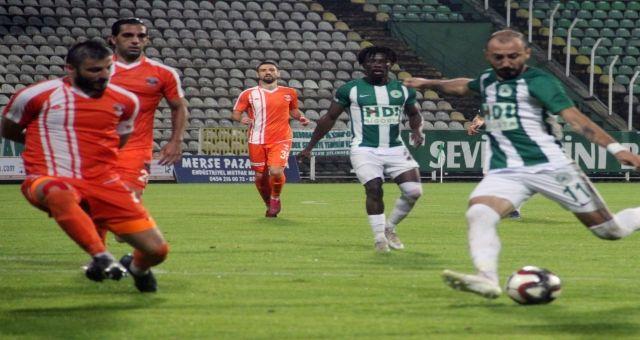 TFF 1. Lig: Giresunspor: 3 - Adanaspor: 1