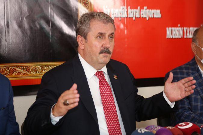 BBP Genel Başkanı Destici'den fındık fiyatı değerlendirmesi