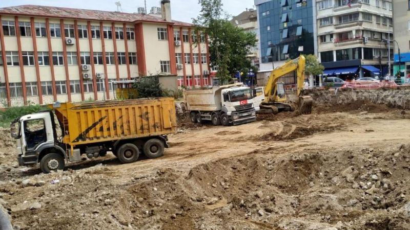 Bulancak'ta yeni projelere hız verildi