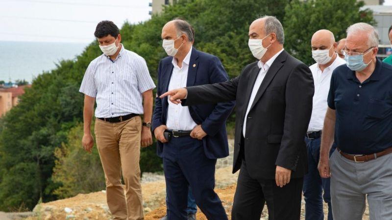 Milletvekili Cemal Öztürk'den GRÜ'ye ziyaret