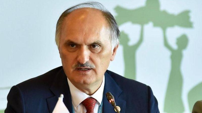 KEİPA Türk Delegasyonu Başkanı Cemal Öztürk'ten Azerbaycan'a destek mektubu