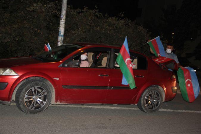 Giresun'daki STK'lardan Azerbaycan halkına destek