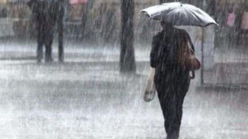 """Doğu Karadeniz için """"kuvvetli yağış"""" uyarısı"""