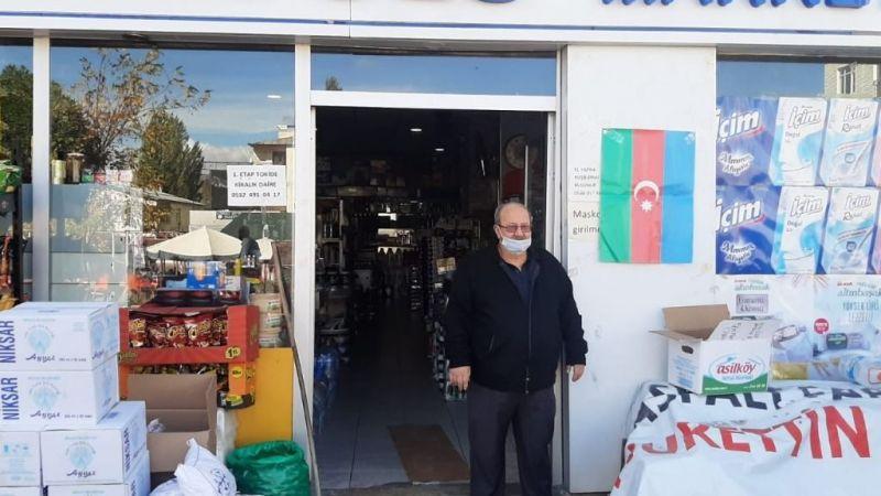 Alucra Esnaflarından Azerbaycan'a Destek