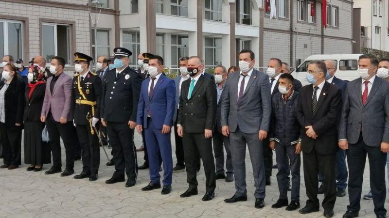 Cumhuriyet Bayramı Keşap'ta kutlandı