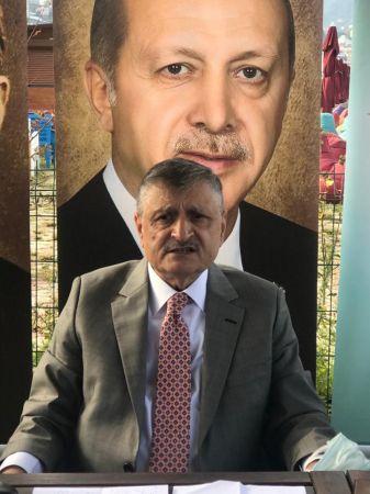 AK Parti Giresun Merkez İlçe Yönetim Kurulu basına tanıtıldı