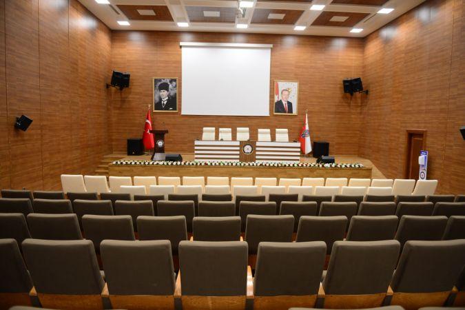 Giresun Emniyet Müdürlüğü toplantı salonuna Altuğ Verdi'nin adı verildi