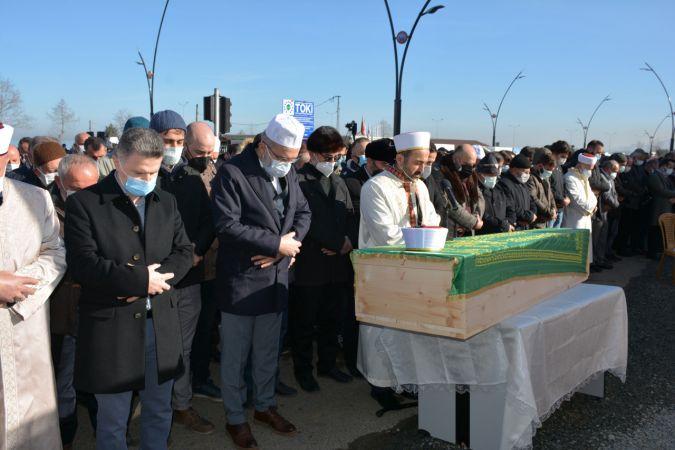 Hayatını kaybeden kanaat önderi Nuri Genç, son yolculuğuna uğurlandı