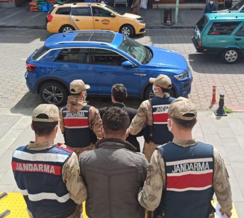 Giresun'da telefon kablosu çaldıkları iddiasıyla gözaltına alınan iki kişi tutuklandı