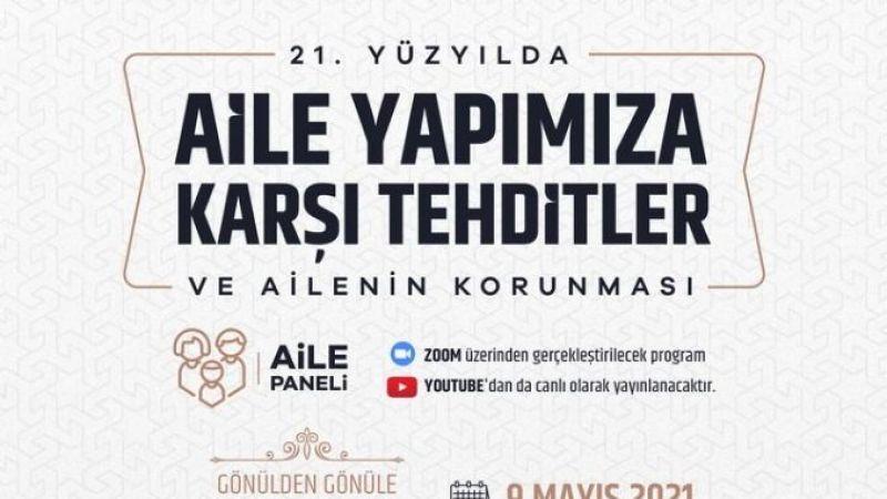 Dinbir-Der Giresun Şube başkanı Ahmet Yalçın'dan basın açıklaması