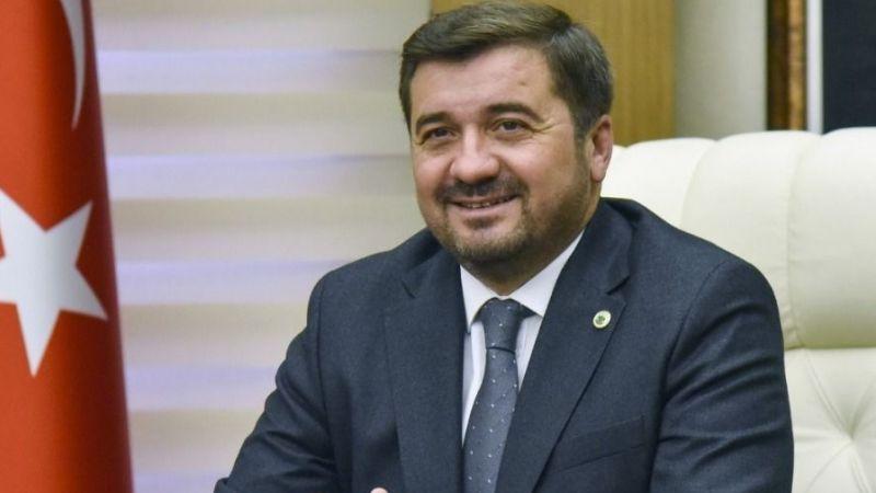 Giresun Belediye Başkanı Şenlikoğlu'dan, Ramazan bayramı mesajı