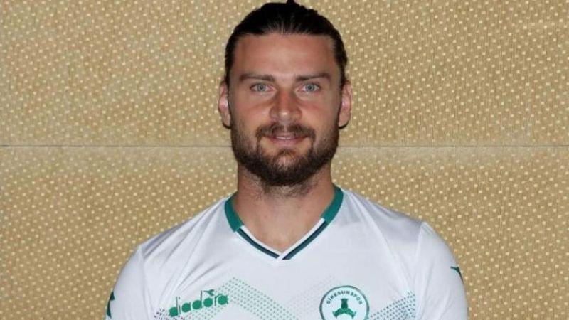 GZT Giresunspor'da savunma oyuncusu Sadi Karaduman takımdan ayrıldığını açıkladı