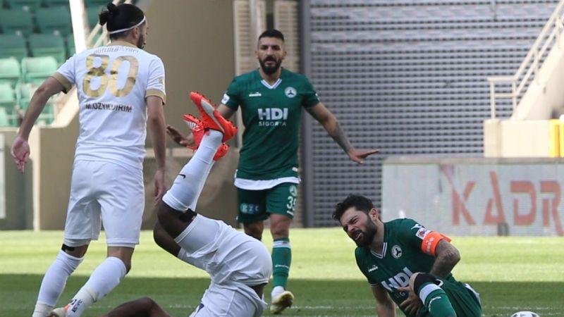 Lig'de Play-Off'ta bugün Altınordu-Samsunspor karşılaşacak