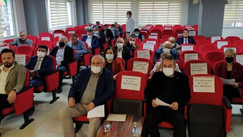 Millet İttifakı Belediye Meclis Üyelerinden İsrail'e Kınama