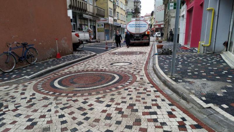 Bulancak Belediyesi çalışmalara hız verdi