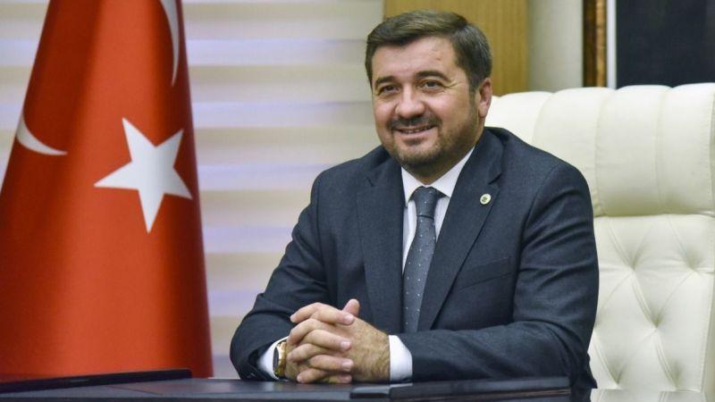 Giresun Belediye Başkanı Şenlikoğlu'nun 19 Mayıs Mesajı