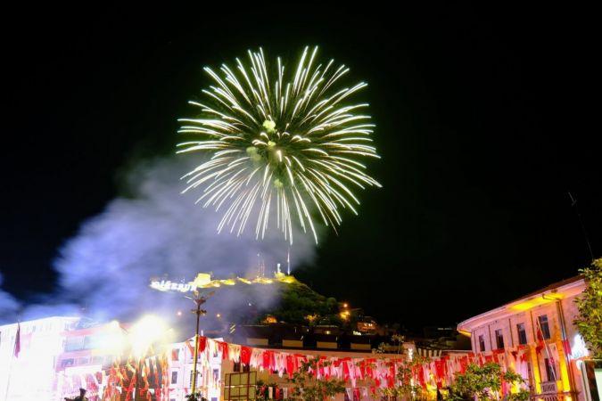 Uluslararası Aksu Festivali buruk kutlanıyor