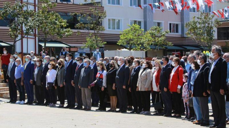 CHP'liler 19 Mayıs'ı Kutladı