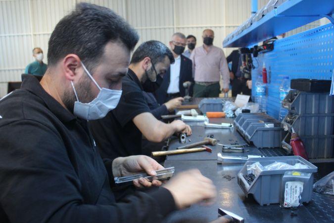 Giresun'dan 52 ülkeye silah ihracatı