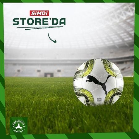 Puma Futbol Topu Çotanak Store'da