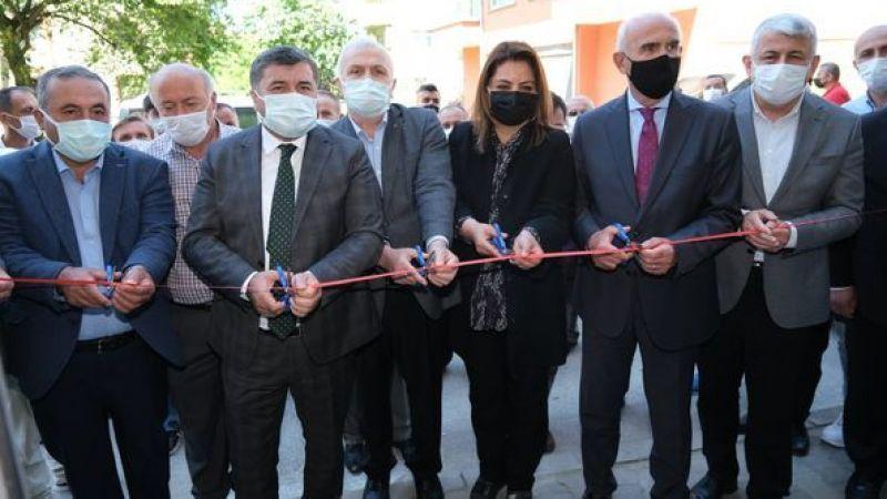 Aksu PTT Şubesi Açıldı
