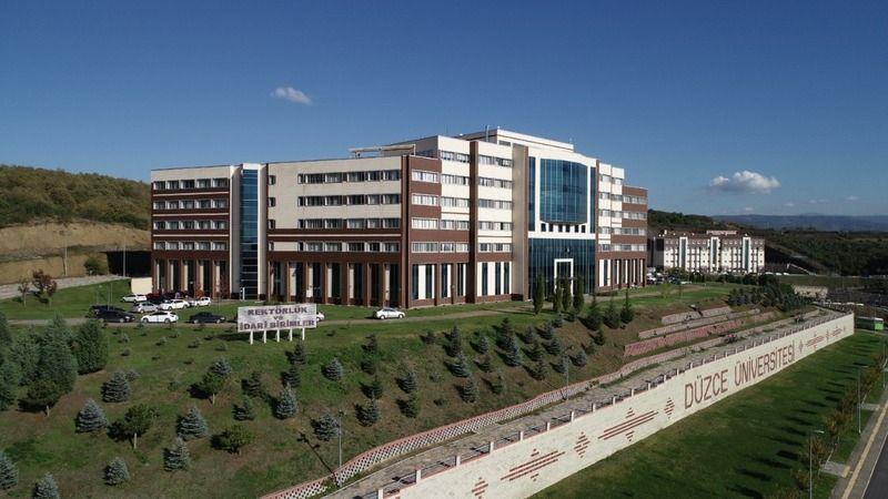 Düzce Üniversitesi'nde Fındık Uygulama ve Araştırma Merkezi kuruldu