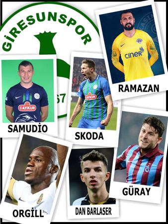 Transferde gözde futbolcular