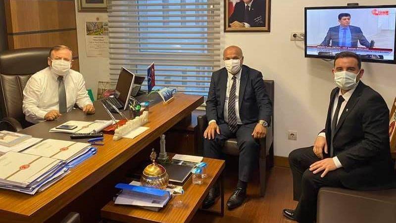 Tirebolu Belediyesi'ne destek arayışları
