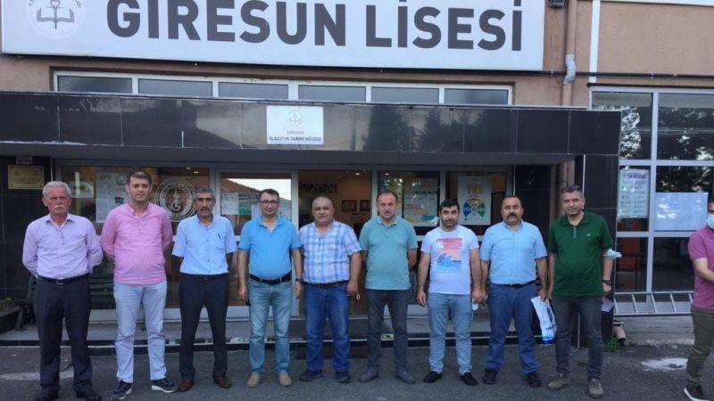 İlksan Seçimlerini Türk Eğitim Senli Üyeler Kazandı