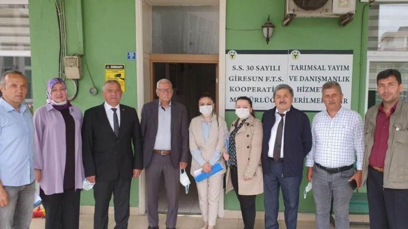 FKB Giresun Kooperatifi Mali Genel Kurulunu Yaptı