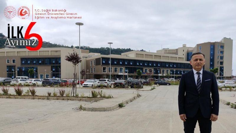 Eğitim Araştırma Hastanesi 6 ayda 247 bin kişiye sağlık hizmeti verdi