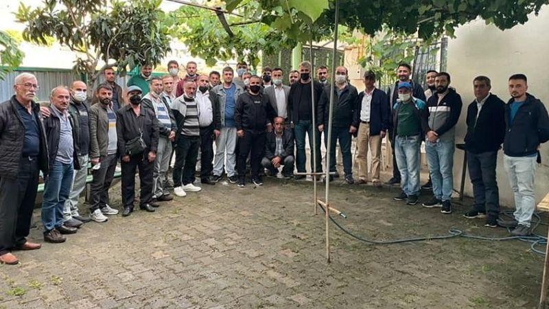 Hisarcık Köyü Derneği Genel Kurul Yaptı