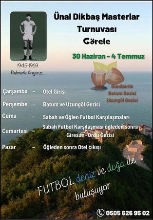 'Karadeniz Masterler Turnuvası' yaklaşıyor