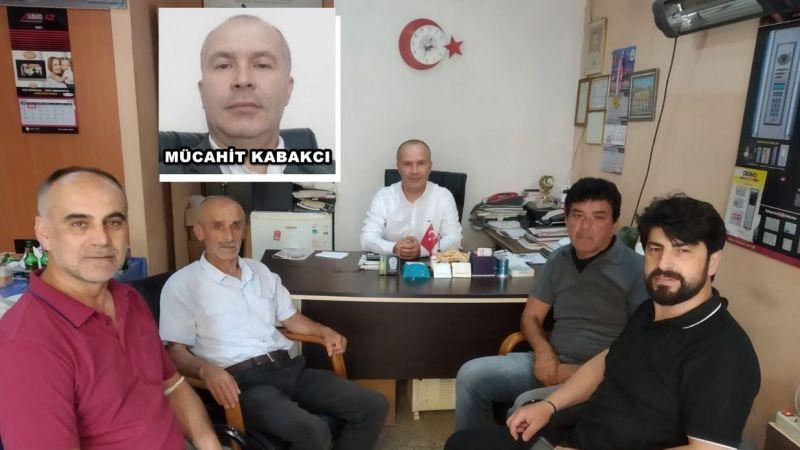 İhsaniyespor'da Mücahit Kabakcı başkan oldu