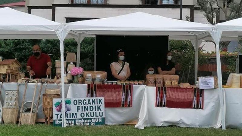 """Giresun'da """"Yöresel Ürünler, Gastronomi ve Kooperatifçilik Çalıştayı"""" başladı"""
