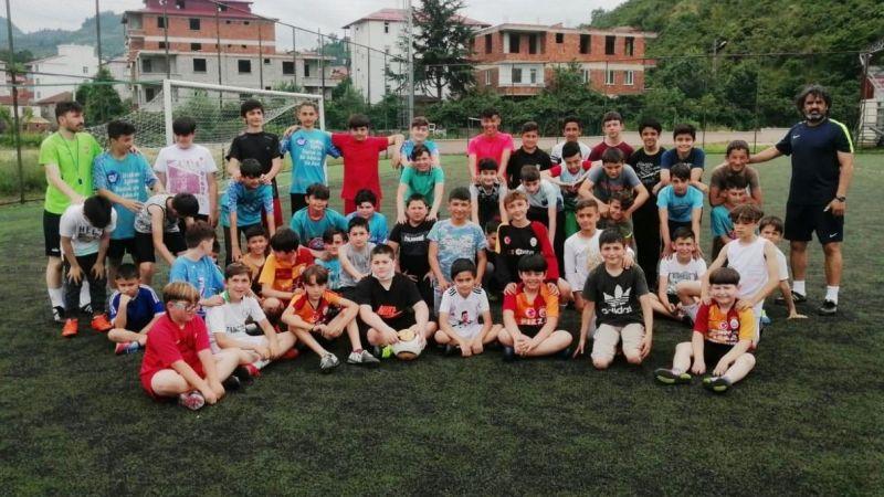 Bulancak'ta spor faaliyetleri sürüyor