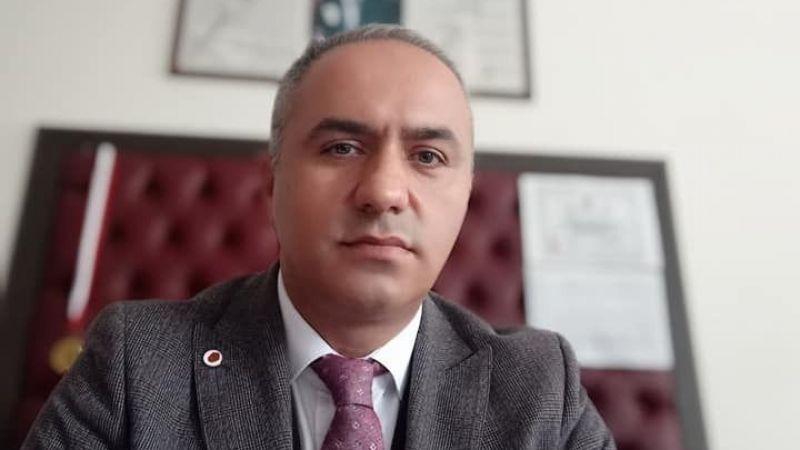 Alptekin Güler, Keşap Anadolu lisesi Müdürlüğü'ne atandı