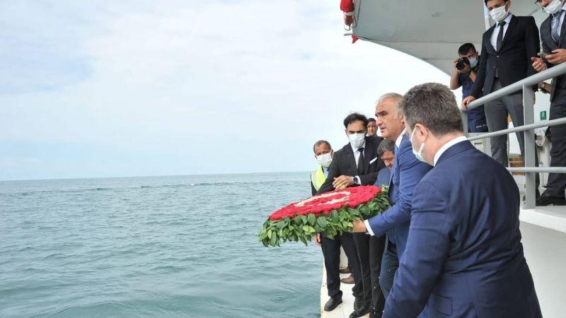 Kabotaj Bayramı, Bakan Ersoy'un katılımıyla kutlandı