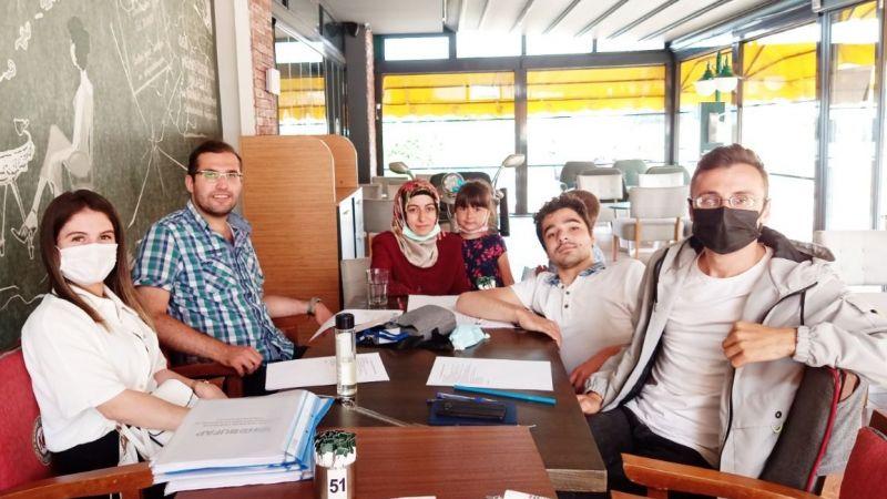 Bulancak Farkındalık Platformu Gönüllüleri toplandı