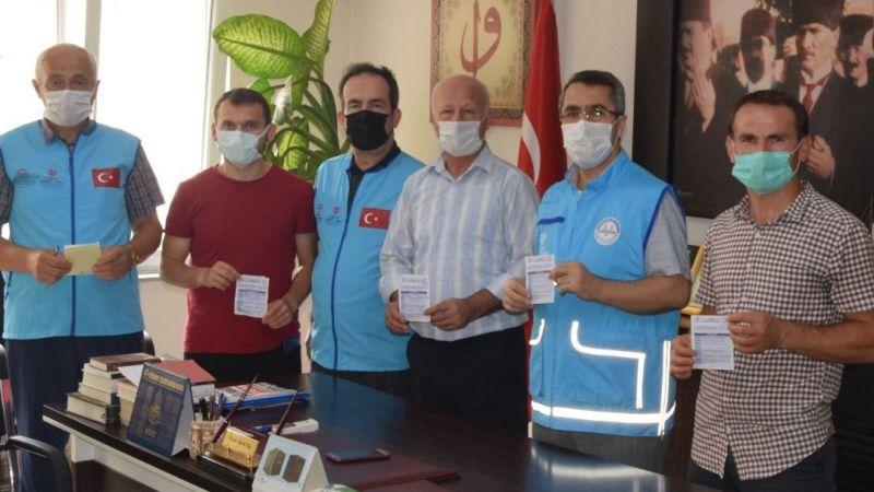 Müftü ve Din Görevlileri Kurban vekaletlerini TDV'ye verdi