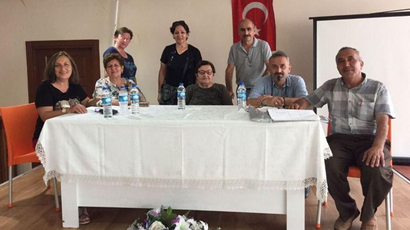 Tirebolu Eğitim Kültür Yardımlaşma Derneği kongresi yapıldı