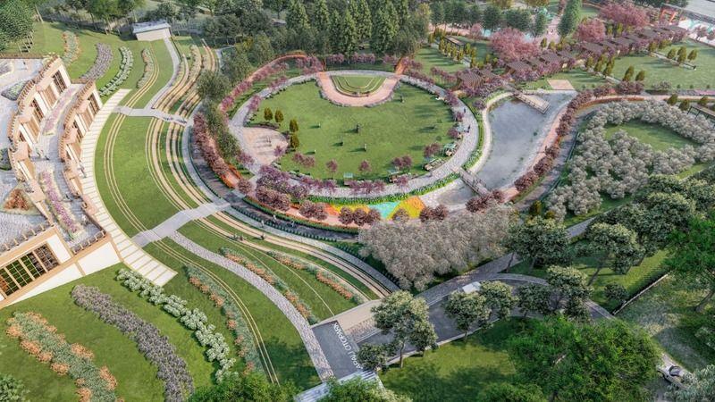 Millet Bahçesinin Yapım İhalesi Yarın Yapılıyor