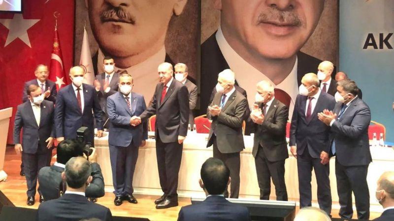 SP'Lİ Yavuzkemal Belediye Başkanı Önal, Ak Parti'ye Geçti